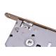 Zimmertür-Einsteckschloss 90 / 50mm Profilzylinder PZ