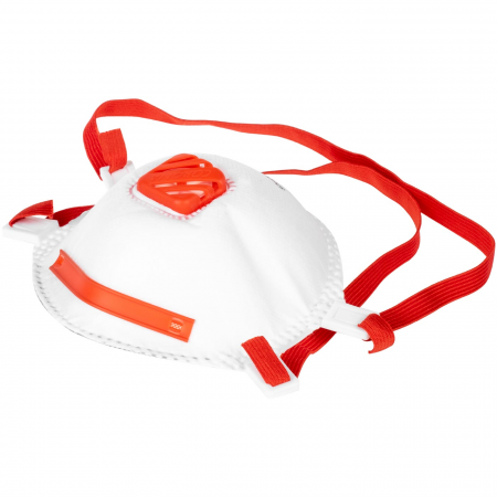 Atemschutz FFP3 Staubschutzmaske Schutzmaske Feinstaubmaske mit Ventil NEU